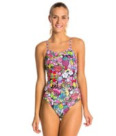 Amanzi Kitsch Women's One Piece Swimsuit