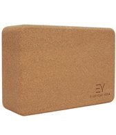 Sporti Studio 4 Cork Yoga Block
