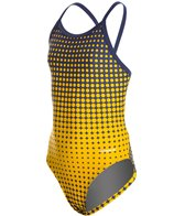 Sporti Molecule Thin Strap Swimsuit Youth (22-28)