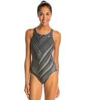 Nike Fly Power Back Tank One Piece Swimsuit