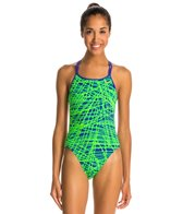 Nike Blaze Spider Back Tank Swimsuit