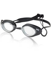 TYR Black Hawk Racing Performance Goggle