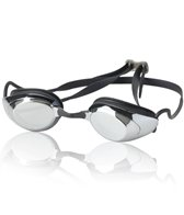 TYR Black Hawk Racing Mirrored Performance Goggle