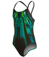 TYR Bravos Youth Diamondfit One Piece Swimsuit