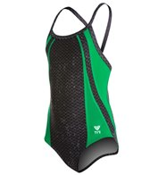 TYR Viper Youth Diamondfit One Piece Swimsuit