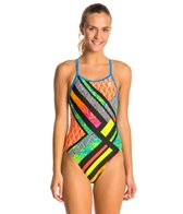 TYR Supremo Crosscutfit One Piece Swimsuit