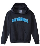 Image Sport Swimming Collegiate Hooded Youth Sweatshirt