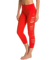 Jala Clothing Jala Cut Yoga Capri