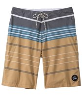 Quiksilver Men's Atlantic Stripe Boardshort