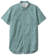 Quiksilver Men's Mascaron Short Sleeve Shirt