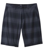 Quiksilver Men's Everyday Plaid Hybrid Walkshort Boardshort