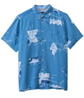 Quiksilver Waterman's San Miguel Short Sleeve Shirt