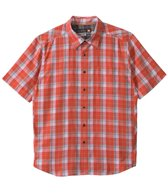 Quiksilver Waterman's Goldenwest Short Sleeve Shirt
