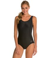 Waterpro Solid U-Back Conservative Fitness Swimsuit