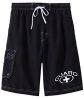Waterpro Men's Lifeguard Swim Trunk