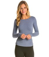 Alo North Star Seamless Long Sleeve Yoga Shirt