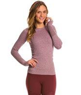 Alo North Star Seamless Long Sleeve Yoga Shirt
