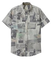 O'Neill Men's Archive Short Sleeve Shirt