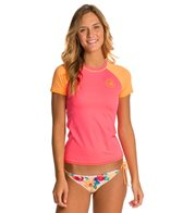 Body Glove In The Curl S/S Rash Guard