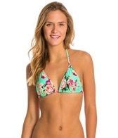 Eidon La Concha Kali Slider Triangle Bikini Top