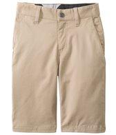 Volcom Boys' Solid Frickin Modern Stretch Short (2T-4T)