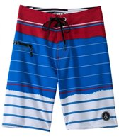 Volcom Boys' Horizon Mod Boardshort (8yrs-16yrs)