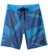Volcom Boys' Muddy Cloth Boardshort (8yrs-16yrs)