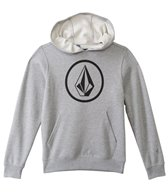 Volcom Boys' Stone Pullover Hoodie Sweater (2T-4T)