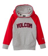 Volcom Boys' Riker Athletic Pullover Hoodie (4yrs-7X)