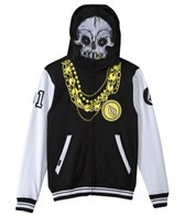 Volcom Boys' Ruckus Full Zip Hoodie Sweater (8yrs-16yrs)