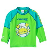 Cressi Boys' Pequeno Long Sleeve Rashguard (2T-7yrs)