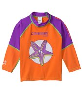 Cressi Girls' Pequeno Long Sleeve Rashguard (2T-7yrs)