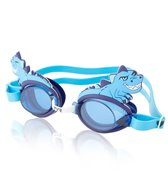 TYR Kids' Charactyrs Dino Destroyer Swim Goggle