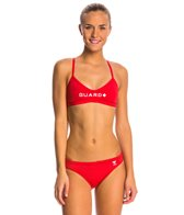 TYR Lifeguard Durafast Lite Crosscutfit Workout Bikini Set