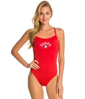 TYR Guard Durafast Lite Diamondfit Reversibles One Piece Swimsuit
