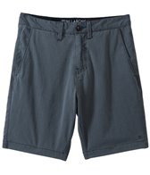 Billabong Men's New Order X Overdye Hybrid Walkshort Boardshort