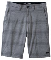 Billabong Men's Crossfire X Stripe Hybrid Walkshort