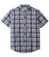 Billabong Men's Midway Short Sleeve Shirt