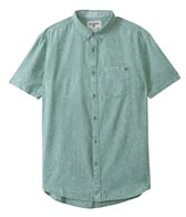 Billabong Men's All Day Acid Wash Short Sleeve Shirt