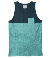 Billabong Men's Mosaic Shifty Tank