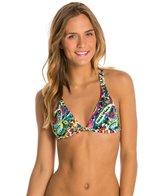 Volcom Walk A'Bout Halter Bikini Top