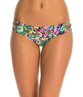 Volcom Walk A'Bout Cheeky Bikini Bottom