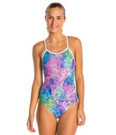 Amanzi Bubblegum Bloom Women's One Piece Swimsuit