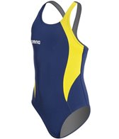 Arena Youth Directus Splice One Piece Swimsuit