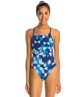 Arena Women's Lava Booster Back One Piece Swimsuit