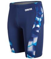 Arena Men's Lava Splice Swim Jammer Swimsuit