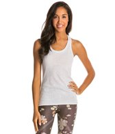 Canvas Perf Triblend Racerback Yoga Tank Top