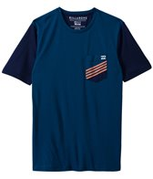 Billabong Men's Showcase Short Sleeve Surf Tee