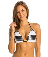 Vix Stripes Ripple Tri BikiniTop (D-Cup)