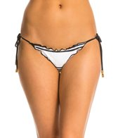 Vix Stripes Ripple Tie Side Full Bikini Bottom